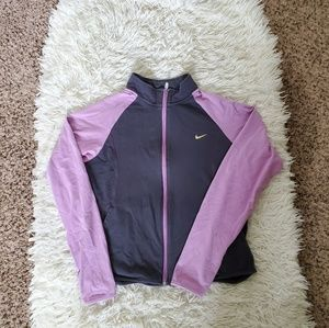 Nike Full-Zip Lightweight Workout Jacket